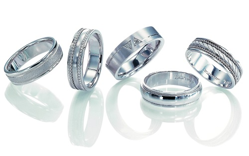 wedding bands for men